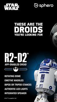 Star Wars Droids App by Sphero poster