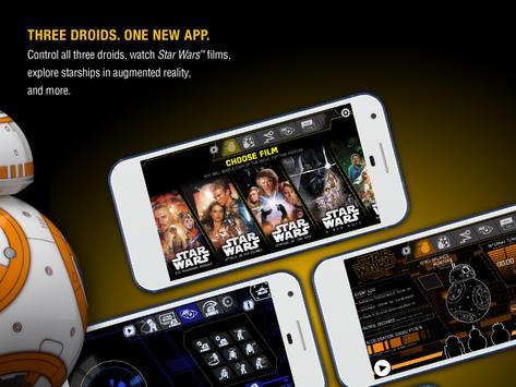 Star Wars Droids App by Sphero apk screenshot