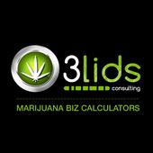 3Lids Marijuana Biz Calculator icon