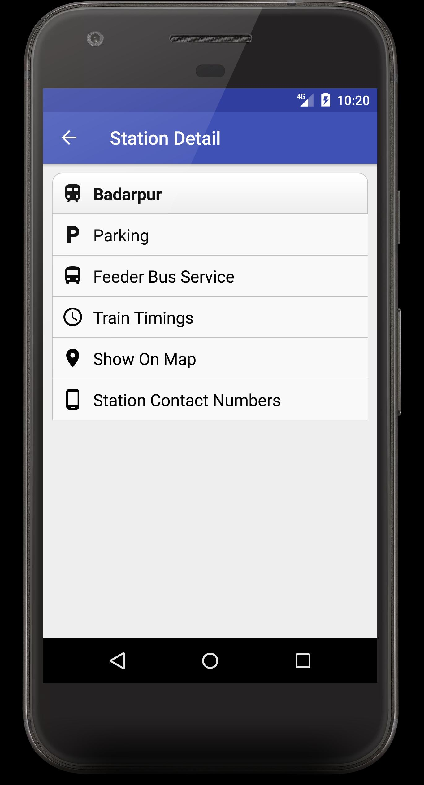 Delhi Metro for Android - APK Download