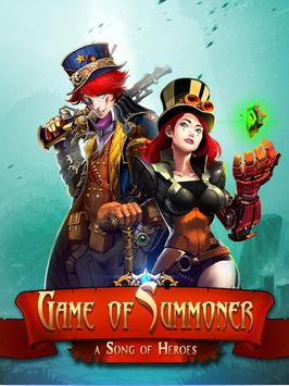 Game of Summoner poster