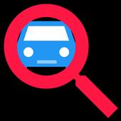 Portugal License Plates icon