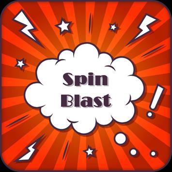 Spin Blast poster
