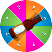 Truth or Dare : Spin the Bottle kids teen adults icon