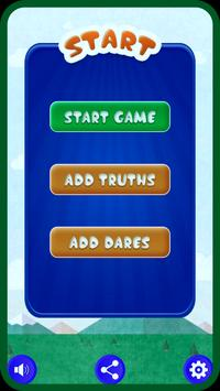 Truth or Dare : Spin the Bottle kids teen adults screenshot 1
