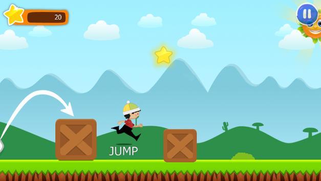English Run apk screenshot