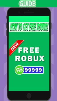 GET UNLIMITED FREE ROBUX 2018 poster