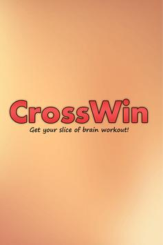 CrossWin poster
