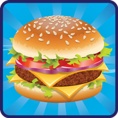 Burger Shop : Cooking Fever icon