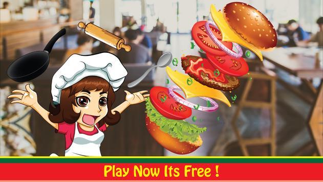 Burger Shop : Cooking Fever screenshot 5