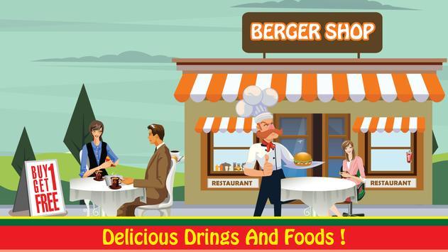 Burger Shop : Cooking Fever screenshot 8