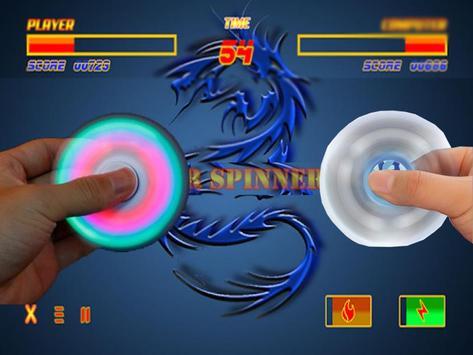 Guide Fidget Spinner poster