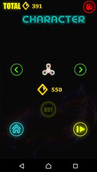 Spinner FallDown apk screenshot