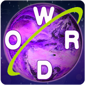 Space Word Search icon