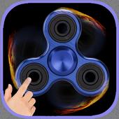 Fidget Spinner Fidget icon