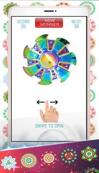 Fidget Spinner Fidget screenshot 4