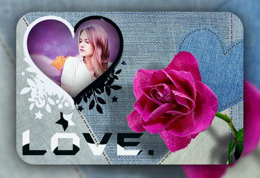 Love Photo Editor - Love Photo Frames poster