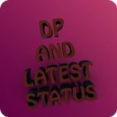 Latest & Best Dp and Status icon