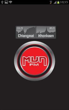 MUNFM poster