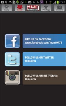 MUNFM screenshot 2