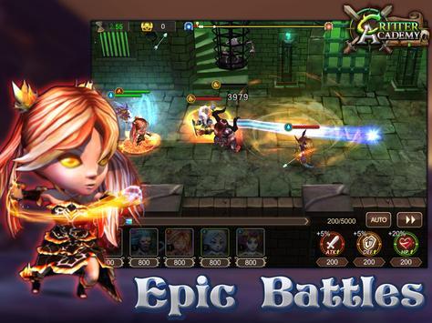 Critter Academy: Battle Wars screenshot 14