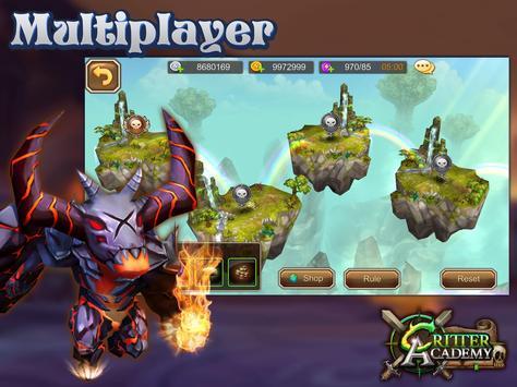 Critter Academy: Battle Wars screenshot 9