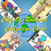 3D AR City Of Romance Card icon