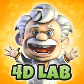 Professor Maxwell's 4D Lab icon