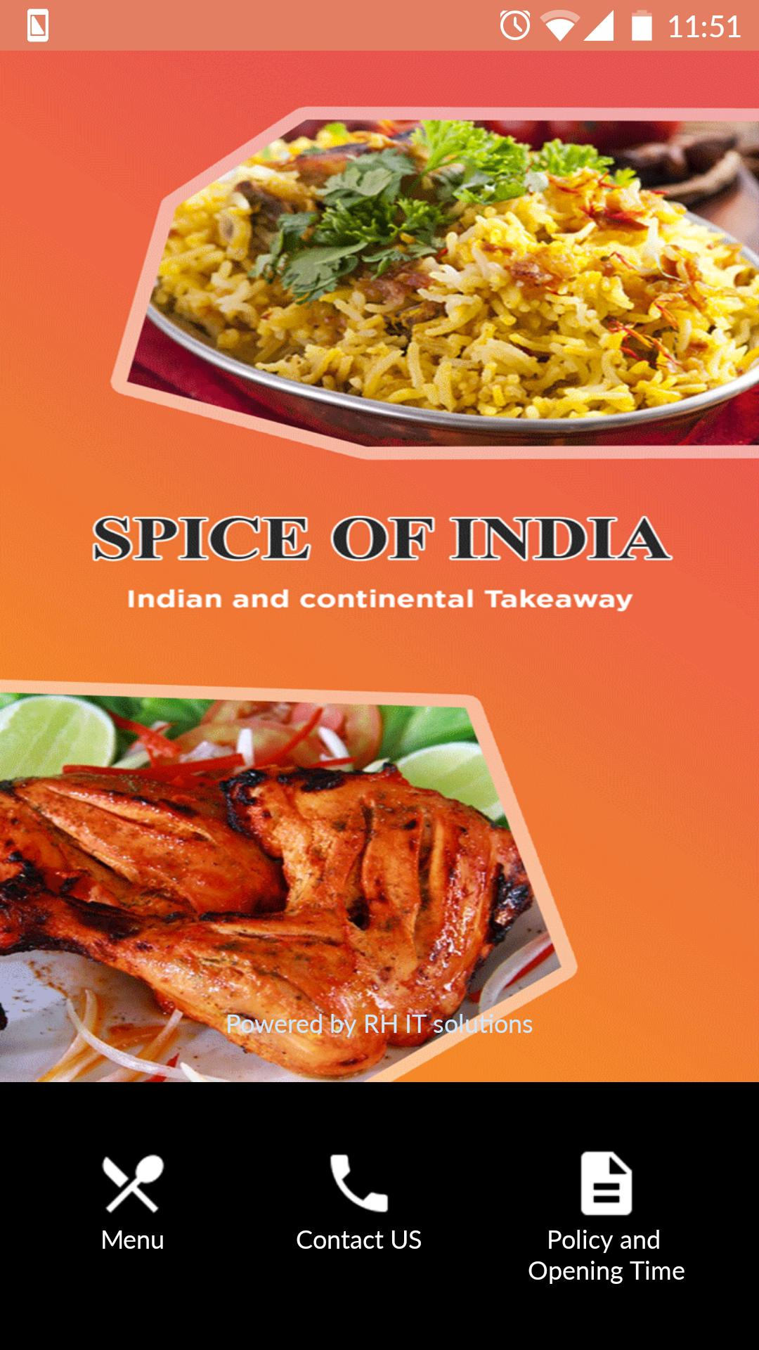 Spice of India 3