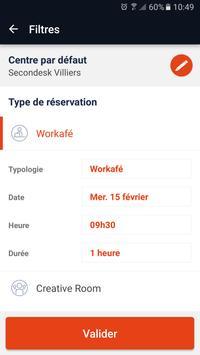 Secondesk apk screenshot