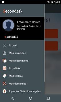 Secondesk screenshot 2