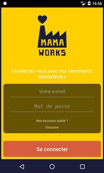 MamaWorks poster
