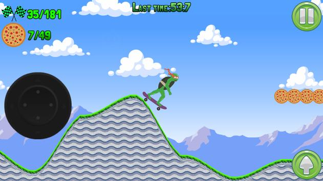 Skater Mutant Turtle screenshot 4