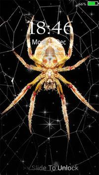 Spider live wallpaper screenshot 4