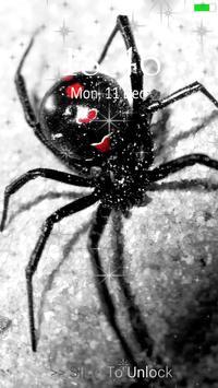 Spider live wallpaper screenshot 5