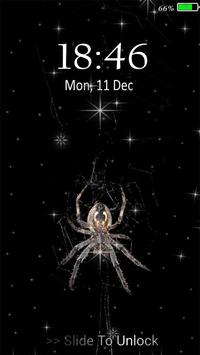Spider live wallpaper screenshot 9