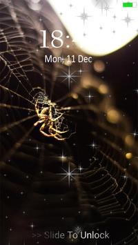 Spider live wallpaper screenshot 3