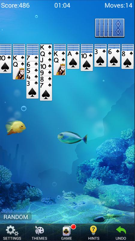 how to download spider solitaire