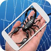 Scorpion On Hand Prank icon