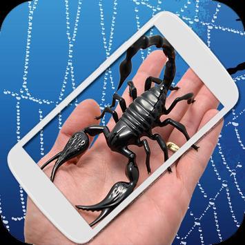 Scorpion On Hand Prank screenshot 2