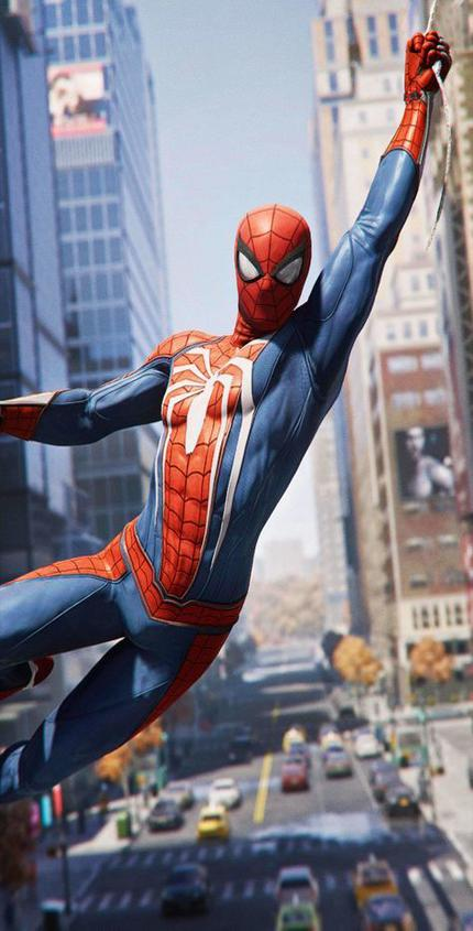 Spiderman Wallpapers For Android Apk Download