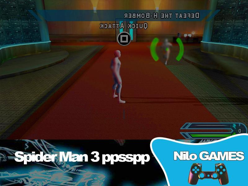 Cheats PPSSPP Spider Man 3 psp for Android - APK Download