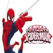 spiderman cartoon icono