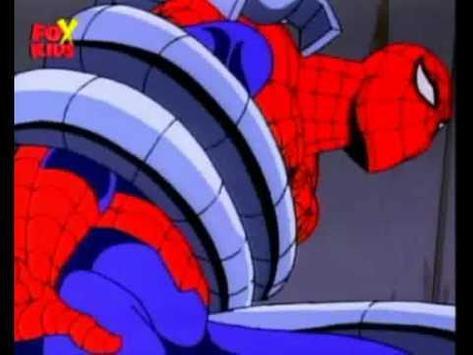 spiderman cartoon captura de pantalla 3