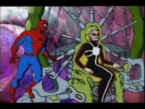 spiderman cartoon captura de pantalla 4