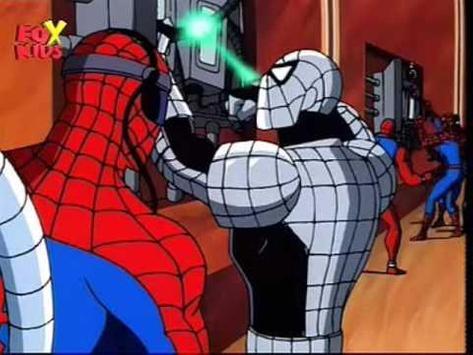 spiderman cartoon captura de pantalla 5