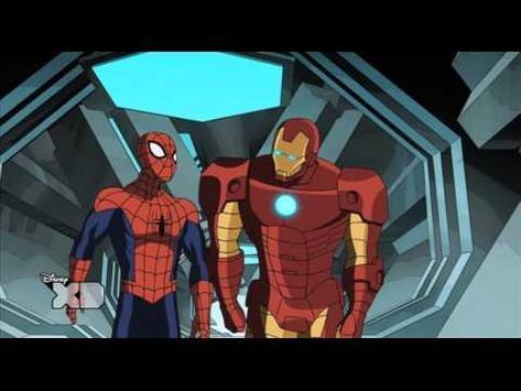 spiderman cartoon captura de pantalla 7