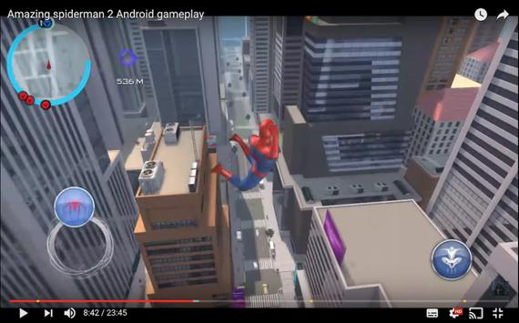 Guide Amazing spider Man-3 screenshot 3