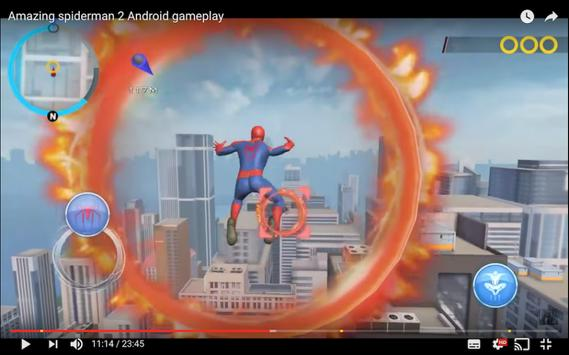 Guide Amazing spider Man-3 screenshot 7