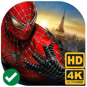 Spiderman Wallpapers HD 4K icon